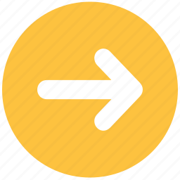 arrow, right, right arrow, right icon icon