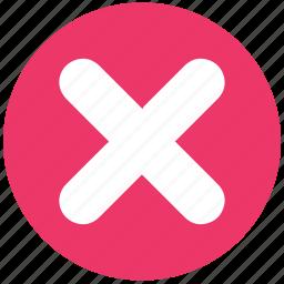 cancel, cencel icon, close, delete icon