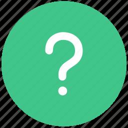 help, question, question icon, ui icon icon