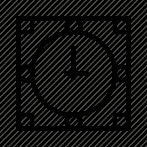 alarm, clock, clockwise, clockwork, hour, time, time efficiency icon