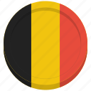 belgium, flag, belgian, country