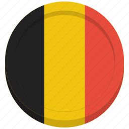 belgian, belgium, country, flag icon