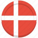 country, danish, denmark, flag icon