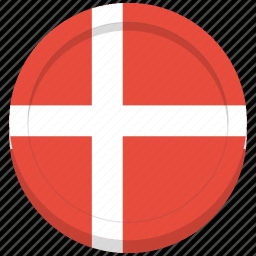 country, danish, denmark, flag icon