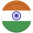 flag, india, country, indian