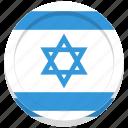 flag, israel, country, israeli