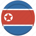 country, flag, korea, korean, north