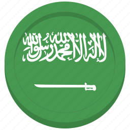 arabia, arabian, flag, saudi icon