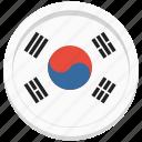 korea, south, country, korean