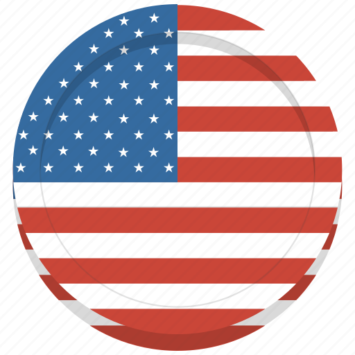 america, flag, states, united, usa icon