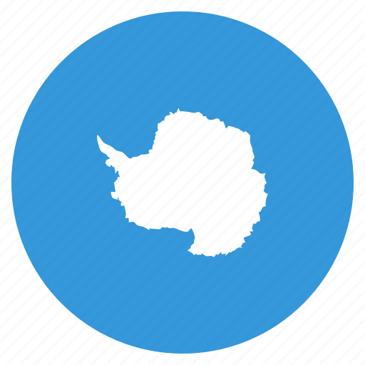 antarctica, continent, flag, gps, location, map, navigation icon