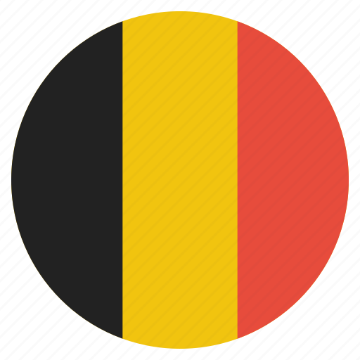 belgian, belgium, country, flag, national icon