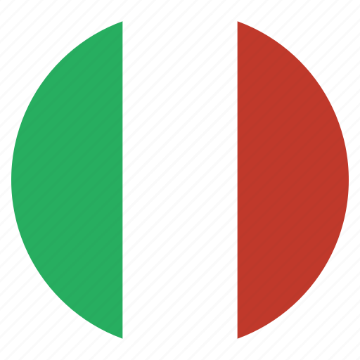 country, flag, italian, italy, national icon