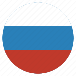 country, flag, national, russia, russian icon