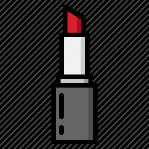 beauty, cosmetics, female, lipstick, makeup, skincare, woman icon