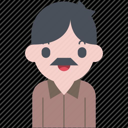 avatar, boy, cute, male, man, people, person icon