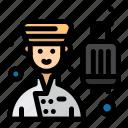 avatar, bell, boy, hotel, professional, service