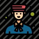 avatar, bell, boy, people, professional