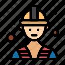 builder, labour, worker