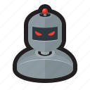 attack, bot, botnet, c&c, control, malware, threat icon
