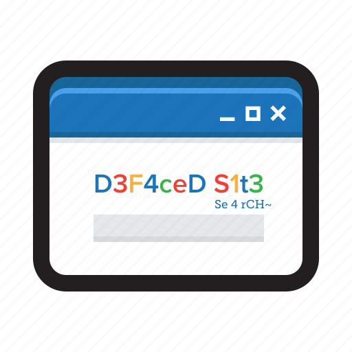 browser, defaced, defacement, hack, site, web, window icon