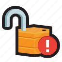 bug, exploit, kit, threat, unprotected, vulnerability icon
