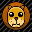 animal, animals, nature, wild, zoo icon