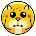 animal, animals, cute, mammal, nature, wild, zoo icon