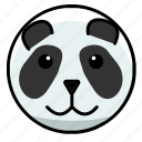 animal, animals, cute, mammal, wild, zoo icon