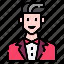 avatar, casual, gentleman, man, men, profile, user