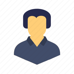 avatar, human, man, people, person, profile icon