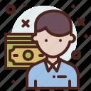 avatar, banker, hire, job