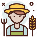 avatar, farmer, hire, job
