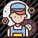 avatar, hire, job, mechanic