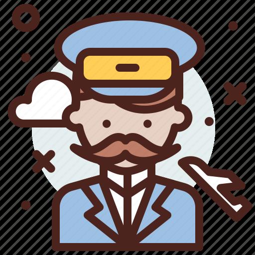avatar, hire, job, pilot icon
