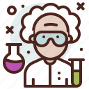 avatar, hire, job, scientist icon