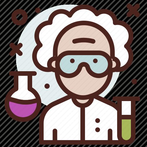 Avatar, hire, job, scientist icon - Download on Iconfinder