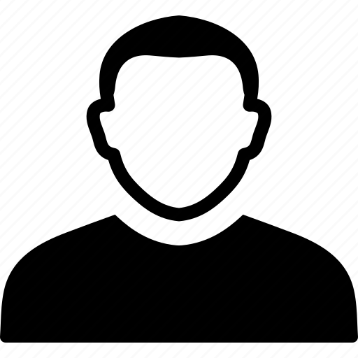 account, man, people, profile, user icon