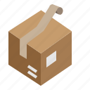 and, boxes, business, package, packages, packing, storage icon