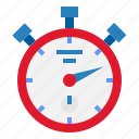 and, business, chronometer, racing, speed, time, timer icon