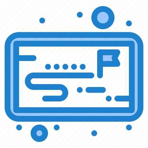 project, strategy, workflow icon