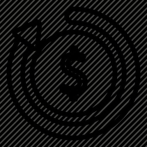 Icon, line, fund icon - Download on Iconfinder on Iconfinder