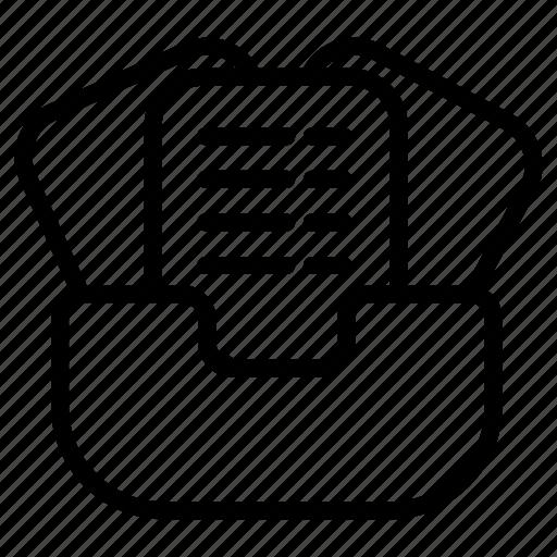 Icon, line, documen icon - Download on Iconfinder