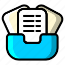 icon, color, document