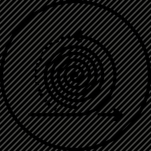 endless, eternity, infinity, loop, mathematic icon