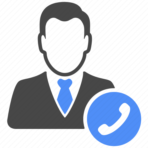 Manager, profile, user, avatar, business, call, contact icon - Download on Iconfinder