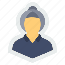 account, avatar, indian, man, north, profile, sikh icon