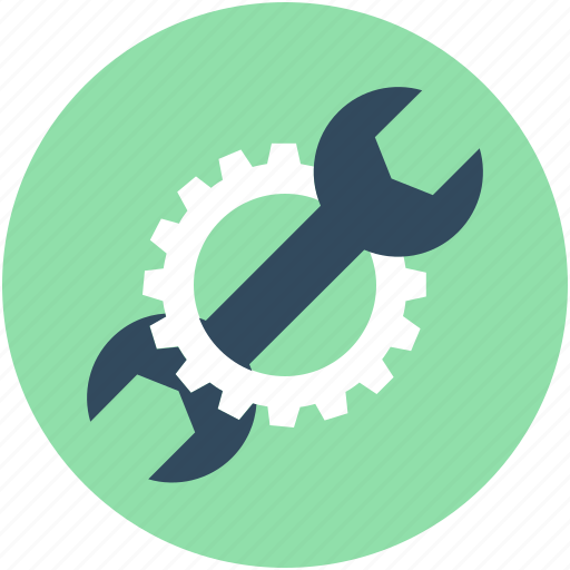 cog, gear, optimization, settings, spanner icon