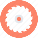 circular saw, circular saw blade, power tool, saw blade, saw wheel icon