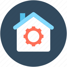 cogwheel, configuration, development, home settings, production icon